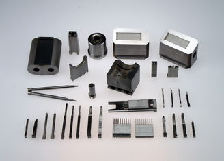 চীন Plastic i mold with 1.2343 material, the parts used in the injection mold or die casting mold সরবরাহকারী