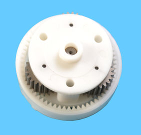 চীন Plastic injection mold with PA66 material, the parts is gear motor সরবরাহকারী