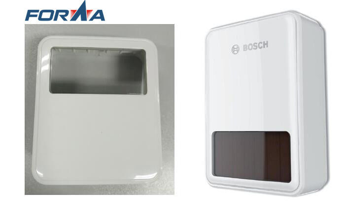 Overmolding Plastic Custom Injection Mould Electronic Box BOSCH At Sensor ASA UV Stablized