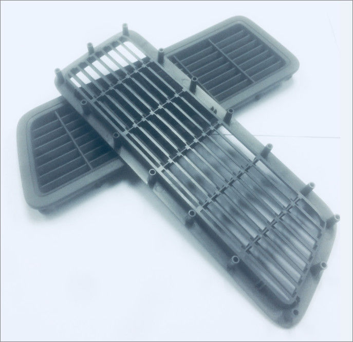 Injection Mold ABS PC Plastic Auto Parts For Air Outlet
